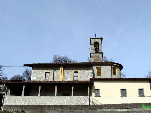 Santuario di San Mauro a Bruntino Alto