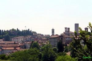 Punti panoramici a Bergamo