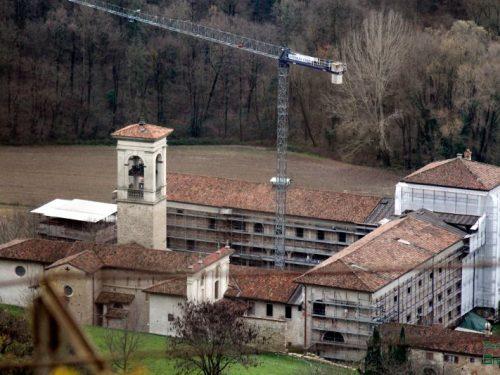 Progetti di riqualificazione per il Monastero di Astino