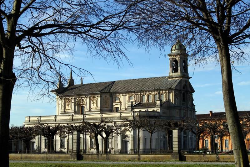 Da Bergamo al Santuario di Stezzano in biciclettai