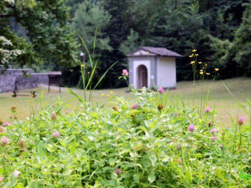 Località Fondi a Piazza Brembana: picnic e storia