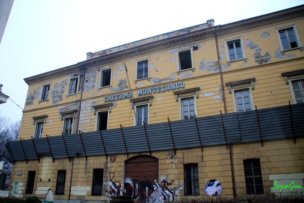 Ex caserma Montelungo