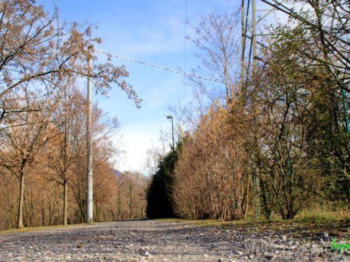 Ciclovia della Valle Seriana: Prima tappa