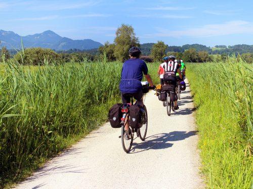 Progetto Vento, la ciclabile più lunga d'Europa