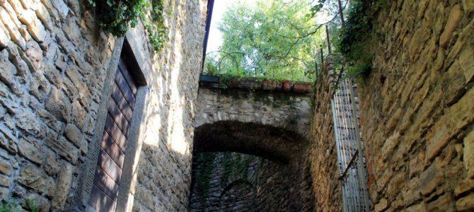 Le scalette di Bergamo: la scaletta Paradiso