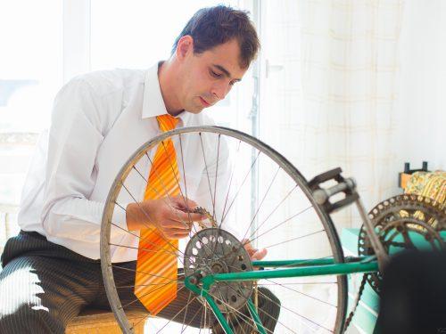 Manutenzioni base per la  propria bici