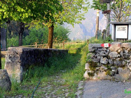Da Pianca a Cantiglio lungo il sentiero del partigiano