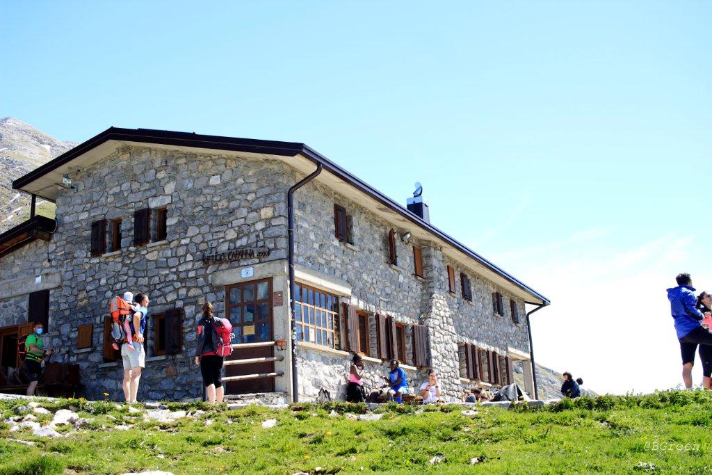 Rifugio Capanna 2000