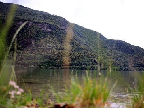 Da Colico al laghetto di Piona