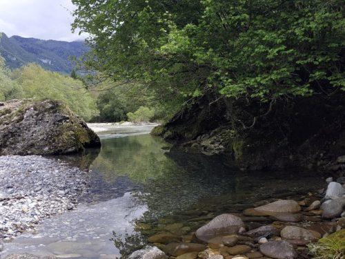 Da Clusone a Villa d'Ogna: Ciclabile dell'alta Val Seriana #1