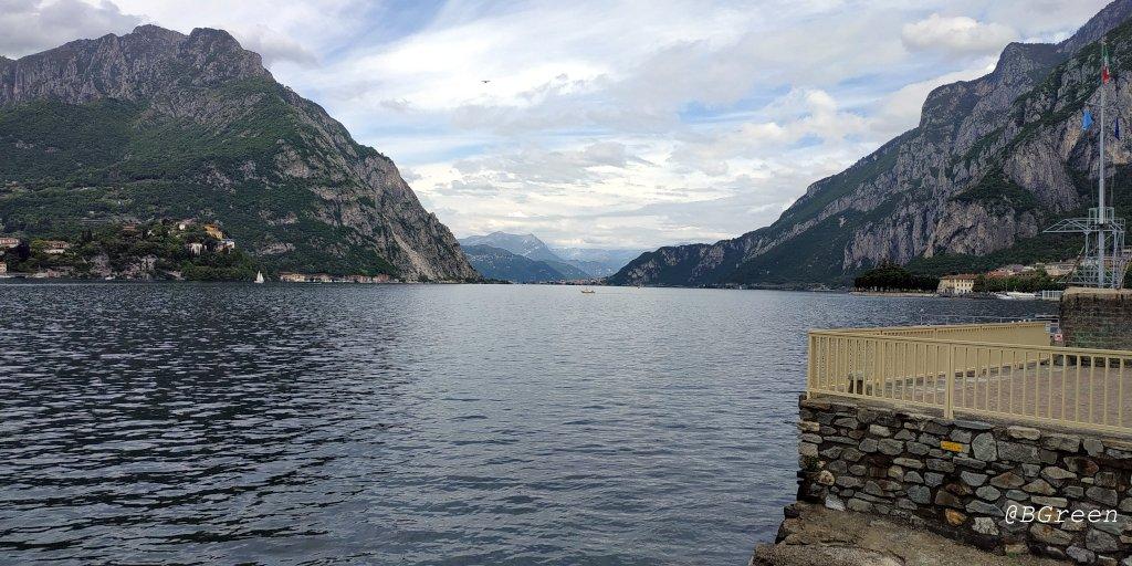 Dal lago di Garlate a Lecco