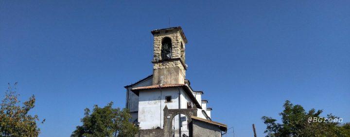 Santuario della Madonna della Ceriola a Montisola